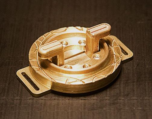 brass prototype puzzle